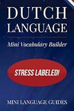 Dutch Language Mini Vocabulary Builder