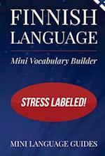 Finnish Language Mini Vocabulary Builder