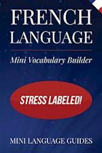 French Language Mini Vocabulary Builder