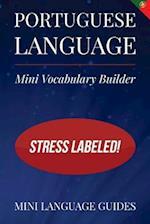 Portuguese Language Mini Vocabulary Builder