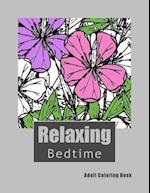 Relaxing Bedtime Adult Coloring Book