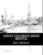 Adult Coloring Book - Bristol