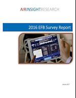 2016 Efb Survey Report