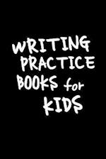 Writing Practice Books for Kids