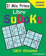 Il Mio Primo Libro Sudoku