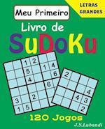 Meu Primeiro Livro de Sudoku