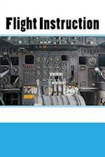 Flight Instruction (Journal / Notebook)