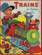 Trains to Color