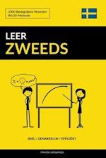 Leer Zweeds - Snel / Gemakkelijk / Efficient