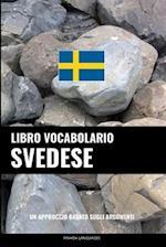 Libro Vocabolario Svedese