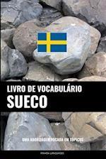 Livro de Vocabulario Sueco