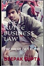 One Rupee Business Law