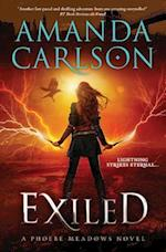 Exiled (Phoebe Meadows, nr. 3)