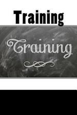 Training (Journal / Notebook)