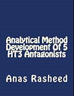 Analytical Method Development of 5 Ht3 Antagonists