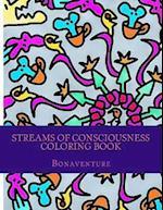 Streams of Consciousness Coloring Book