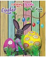 Easter Coloring Books for Kids
