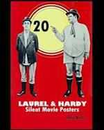 20 Laurel and Hardy Silent Movie Posters