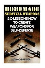 Homemade Survival Weapons