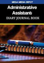 Administrative Assistant Diary Journal Book