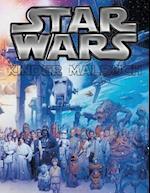 Star Wars Kinder Malbuch