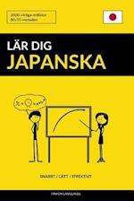 Lar Dig Japanska - Snabbt / Latt / Effektivt