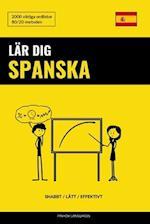 Lar Dig Spanska - Snabbt / Latt / Effektivt