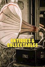 Antiques & Collectables (Journal / Notebook)
