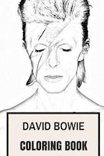 David Bowie Coloring Book