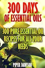 300 Days of Essential Oils