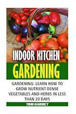 Indoor Kitchen Gardening