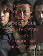 Star Wars Rogue One Coloring Book