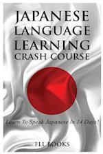 Japanese Language Learning Crash Course
