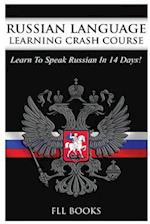 Russian Language Learning Crash Course