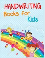 Handwriting Books for Kids