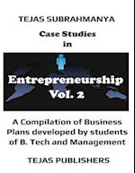 Case Studies in Entrepreneurship