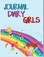 Journal Diary Girls