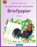 Brockhausen Bastelbuch Bd. 1 - Das Groe Buch Zum Ausschneiden