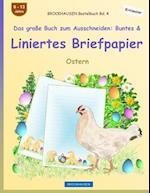 Brockhausen Bastelbuch Bd. 4 - Das Groe Buch Zum Ausschneiden