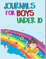 Journals for Boys Under 10