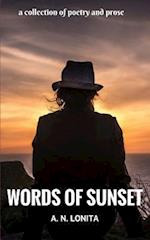 Words of Sunset
