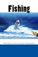 Fishing (Journal / Notebook)