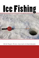 Ice Fishing (Journal / Notebook)