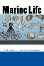 Marine Life (Journal / Notebook)