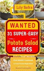 Wanted! 31 Super-Easy Potato Salad Recipes
