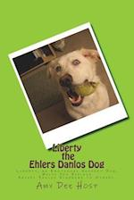 Liberty the Ehlers Danlos Dog