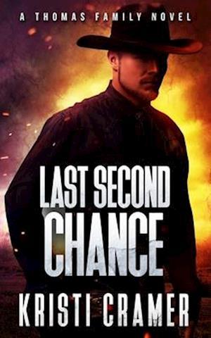 Bog, paperback Last Second Chance af Kristi Cramer