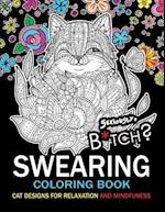 Swearing Coloring Book