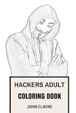 Hackers Adult Coloring Book