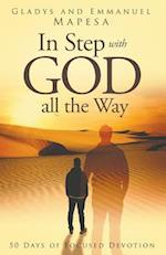 In Step with God All the Way